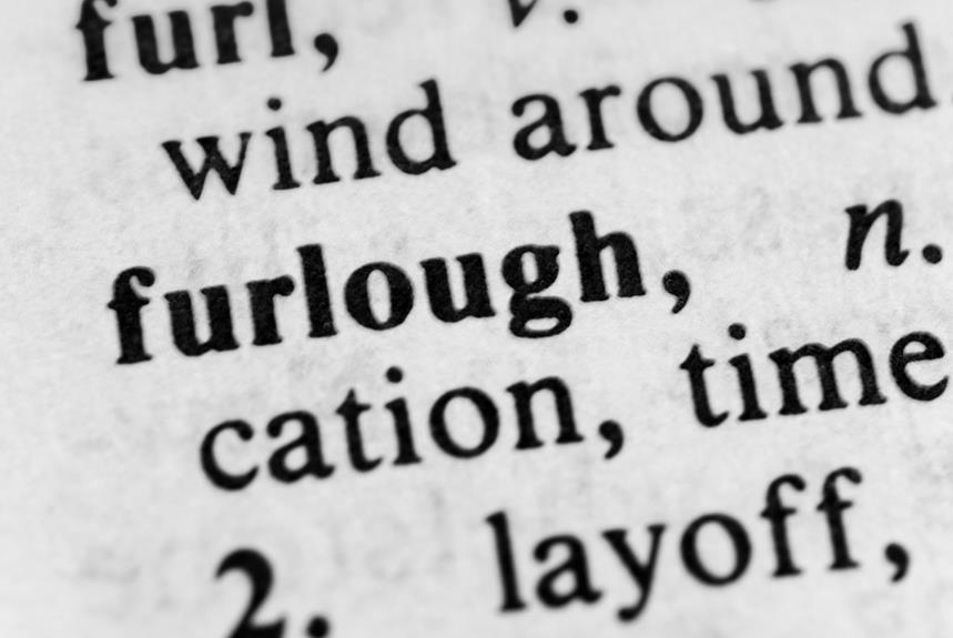 Making sense of furlough